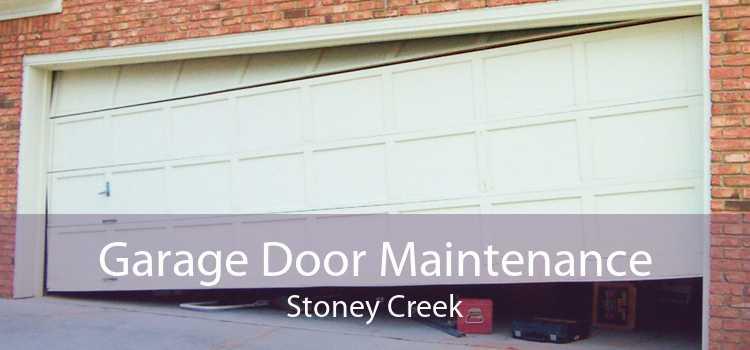 Garage Door Maintenance Stoney Creek